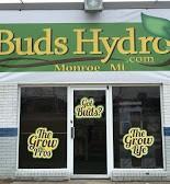 Sunmaster retail location Buds Hydro - Monroe MI