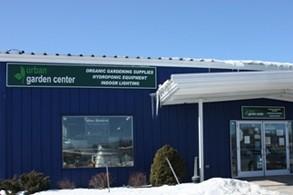 Sunmaster retail location Urban Garden Center Portand Maine