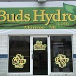 Sunmaster retail location Buds Hydro - Monroe MI