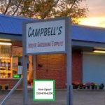 Sunmaster retail location Campbells Indoor Gardening - Masury, OH