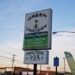 Green Lantern H2O